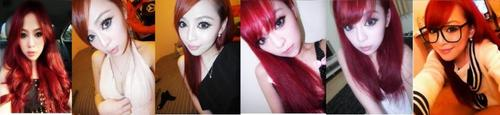 Product picture Hot Sexy Beautiful Red-Haired Asian Girl Pictures